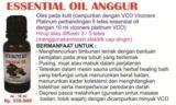 Essential Oil Anggur