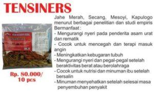 Tensiners