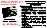Panaseaners Tea