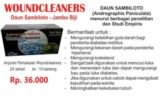 Woundcleaners