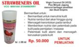 Strawbeners Oil