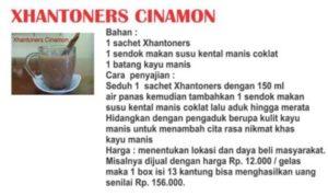 Xhantoners Cinamon